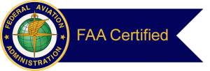 FAA Certified and Licensed